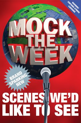 Book cover for Mock the Week: Brand Spanking New...